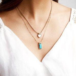 Chloe + Isabel Jewelry - Capri Three-Row Convertible Necklace